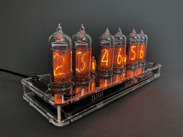 In-14 Nixie Tube Clock KIT