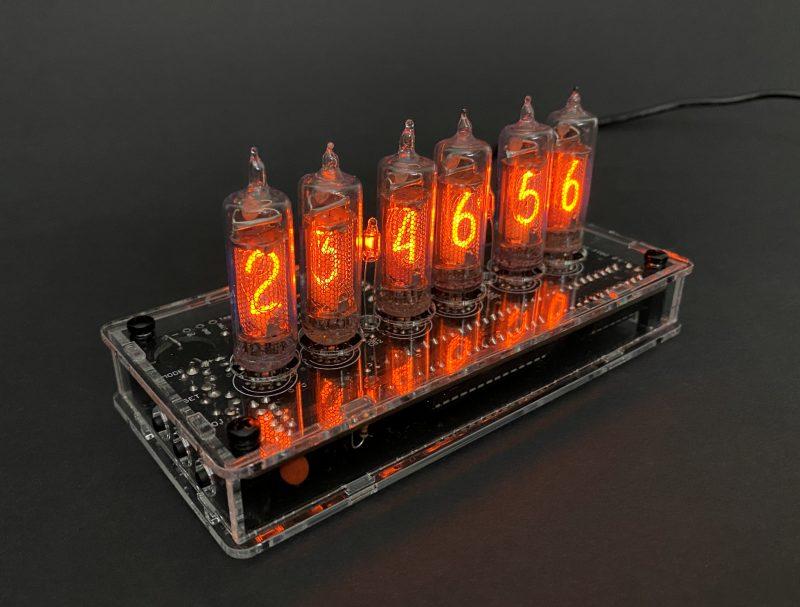 In-16 Nixie Tube Clock KIT