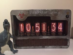 In-18 Nixie Tube Clock Fallout