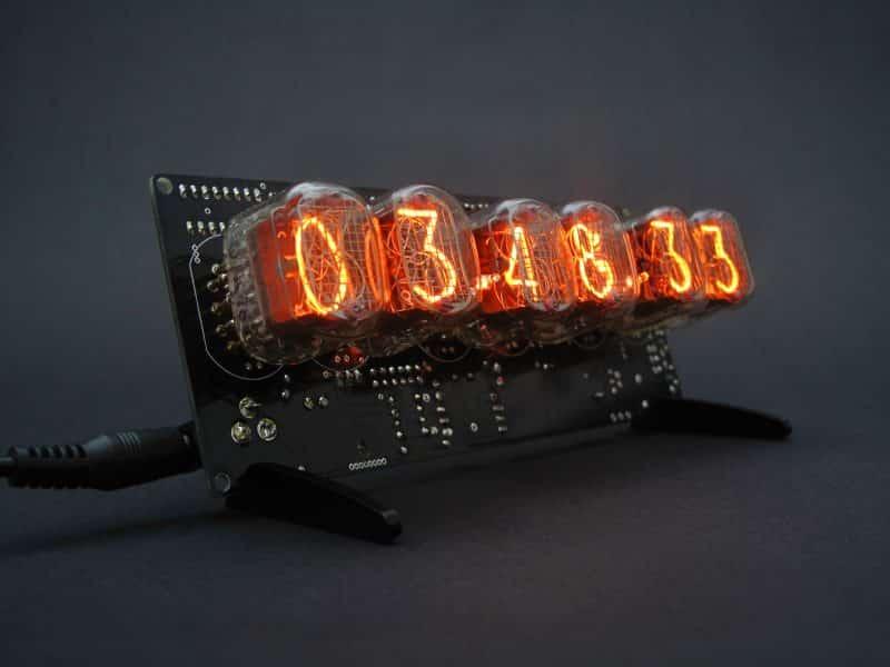 In-12 Nixie Tube Clock KIT